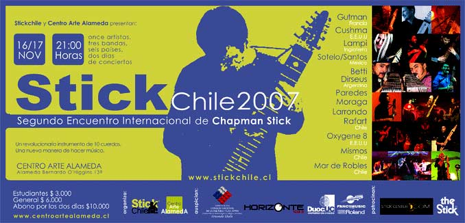 Chapman_Stick_Chile 2007